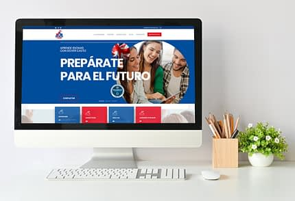 Diseño Web para Academias de Idiomas