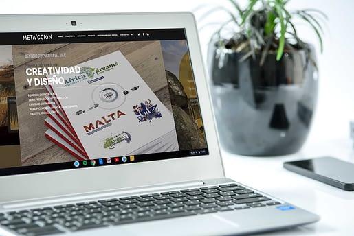 Diseño web Madrid. Pasa a la acción