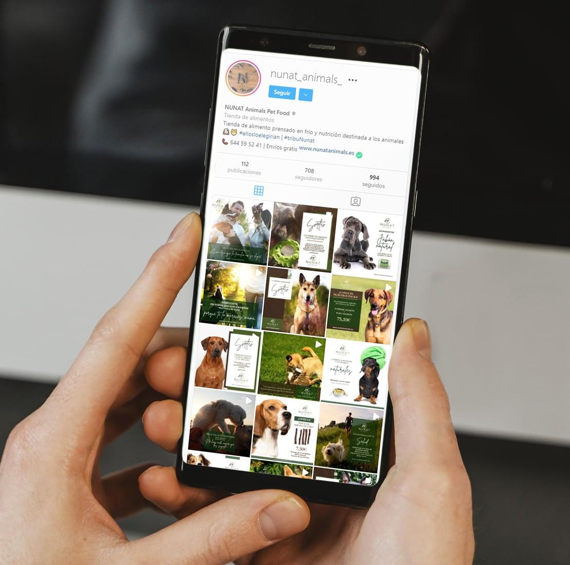 Mantenimiento de redes sociales en Asturias