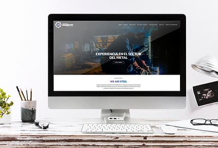 Diseño páginas web en Asturias