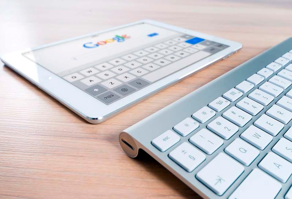 La caída de Google. Por qué tener tu propia página web